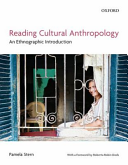 Reading Cultural Anthropology