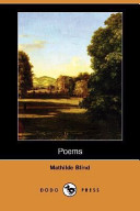 Mathilde Blind Books, Mathilde Blind poetry book