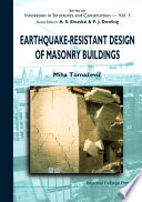 Earthquake Resistant Design of Masonry Buildings Book