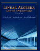 Linear Algebra and Its Applications  Student Study Guide for Linear Algebra and Its Applicationsstudent Study Guide for Linear Algebra and Its Applica