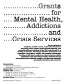 Grant$ for Mental Health, Addictions & Crisis Services