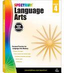 Spectrum Language Arts  Grade 4