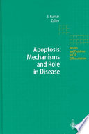 Apoptosis Mechanisms And Role In Disease Book PDF