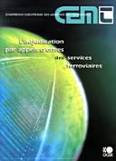 Cover image of L'adjudication par appels d'offres des services ferroviaires