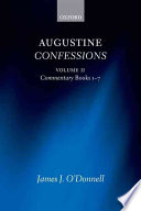 Augustine Confessions  Augustine Confessions Book