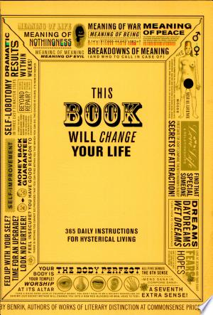 Download This Book Will Change Your Life Free Books - Dlebooks.net