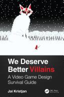 Pdf We Deserve Better Villains