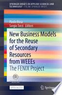 Öffnen Sie das Medium New business models for the reuse of secondary resources from WEEEs von Rosa, Paolo [Herausgeber] im Bibliothekskatalog