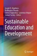 Sustainable Education and Development