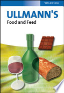 Ullmann s Food and Feed  3 Volume Set Book