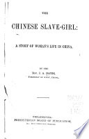 The Chinese Slave girl