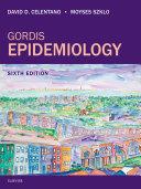 Pdf Gordis Epidemiology Telecharger