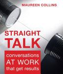 Straight Talk Pdf/ePub eBook