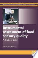 Instrumental Assessment of Food Sensory Quality