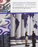 International Monetary Economics ECON30622