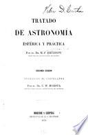 Tratado de astronomia esférica y práctica