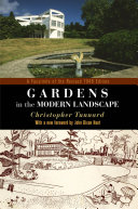 Gardens in the Modern Landscape
