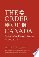 Order of Canada, Second Edition
