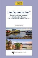 Pdf Une île, une nation? Telecharger