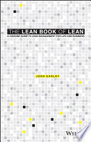 The Lean Book of Lean Book