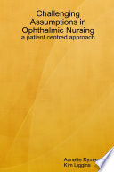 Challenging Assumptions in Ophthalmic Nursing Book