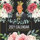 2021 Calendar Ruth Bader Ginsburg