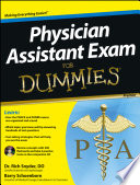 Physician Assistant Exam For Dummies Book PDF