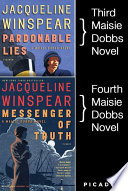 Maisie Dobbs Bundle  1  Pardonable Lies and Messenger of Truth