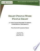Smart People, Work People Smart