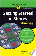 Getting Started in Shares For Dummies Book