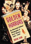 Golden Horrors
