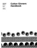 Cotton Ginners Handbook