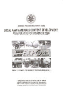 Local Raw Materials Content Development
