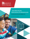 Handbook for Education Professionals 2020 21