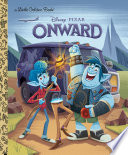 Onward Little Golden Book Disney Pixar Onward  PDF