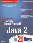 Read Online Sams Teach Yourself Java 2 in 21 Days For Free