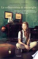 La collezionista di meraviglie Book Cover