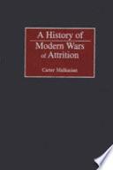 Download A History of Modern Wars of Attrition Epub