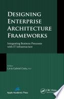 Designing Enterprise Architecture Frameworks
