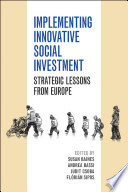 Implementing Innovative Social Investment Book PDF