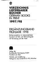 Pdf German books in print