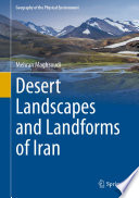 Desert Landscapes and Landforms of Iran