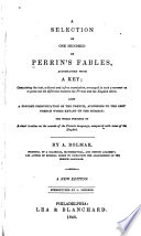 Selection of One Hundred of Perrin's Fables ...