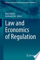 Law and Economics of Regulation