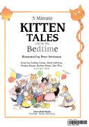 5 Minute Kitten Tales for Bedtime
