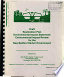 Bedford Harbor Environment Restoration Plan  Acushnet River  Buzzards Bay