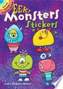 EEK  Monsters Stickers
