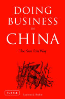 Doing Business in China Pdf/ePub eBook