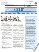 Portable Guides to Investigating Child Abuse