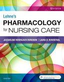 Cover of Lehne's Pharmacology for Nursing Care